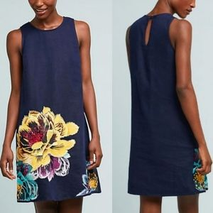 Maeve by Anthropologie Posie Shift Dress - Floral